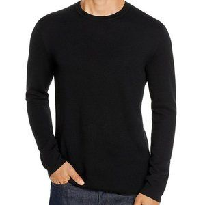 Theory Dermont Wool Blend Ribbed Sweater Size XXL